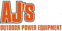 AJ's Outdoor Power Equipment Logo
